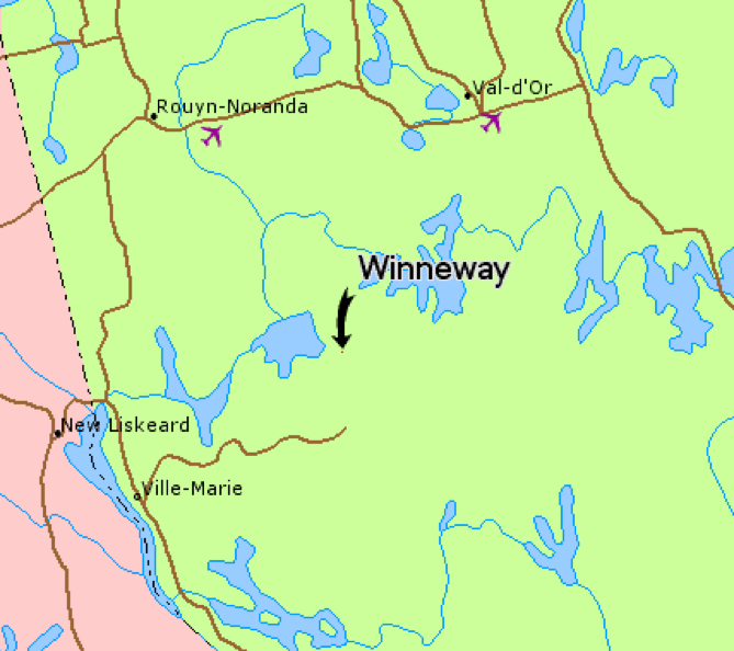 Long Point First Nation (Winneway)